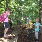 Abenteuerpfad Wald ;)